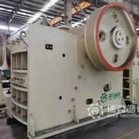 二手上海世邦PE912颚式破碎机出售