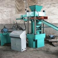 绵阳液压焦煤焦末压块机鑫源液压设备外型布置合理效率高l