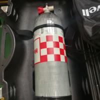霍尼韦尔C900国产碳纤维气瓶正压空气呼吸器