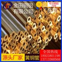 h62黄铜管/h65高拉力四方黄铜管,h96大规格黄铜管