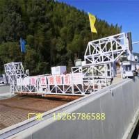 乡村路面辊轴式整平机 码头地面压辊式铺装机