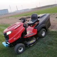 23马力汽油乘坐式割草机 球场黄陂草坪修剪机 贝尔草坪车