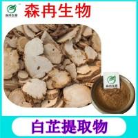 森冉生物 白芷提取物 苻蒿提取物 植物提取原料粉