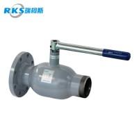 单法兰式全焊接球阀的优点-生产厂家-型号-瑞柯斯