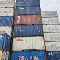 天津澳亚二手集装箱 全新箱20尺40尺长期出售