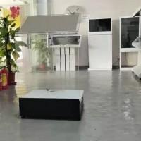 全息纱幕-互动滑轨价格-水晶触摸讲台设备生产厂家-拓派科技