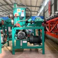 油桶切割设备 回收废旧铁桶滚剪机 铁皮精压校平机 洗桶机