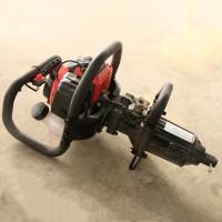 NLB-550单头内燃螺栓扳手 便携式钢轨轨道冲击扳手