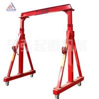 小型移动龙门架生产厂家-简易龙门架定制价格-东弘起重