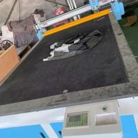 皮带传动创业款振动刀切割机厂家定制衡水三银供应廊坊市