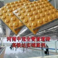 香港鸭嘴桥全瓷盲道砖介绍 盲道砖基本性能L